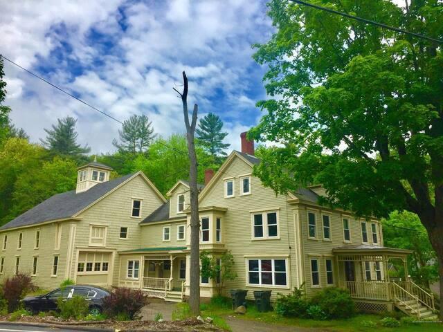 Spacious farmhouse