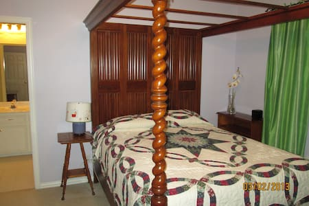Large, Comfortable Room 1 in Spring - 斯普林(Spring)
