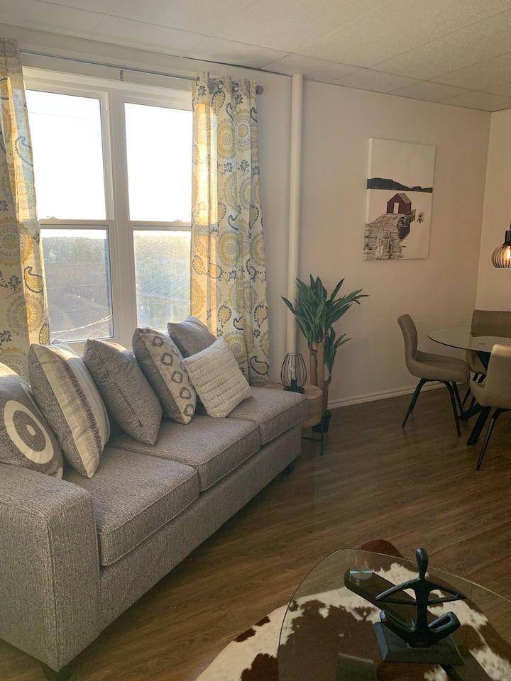 Appartement tout confort centre ville RDL