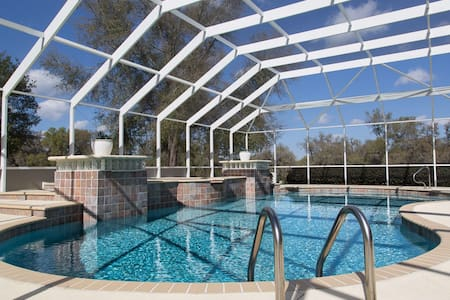 Great Vacation home near Orlando - Inverness - Hus