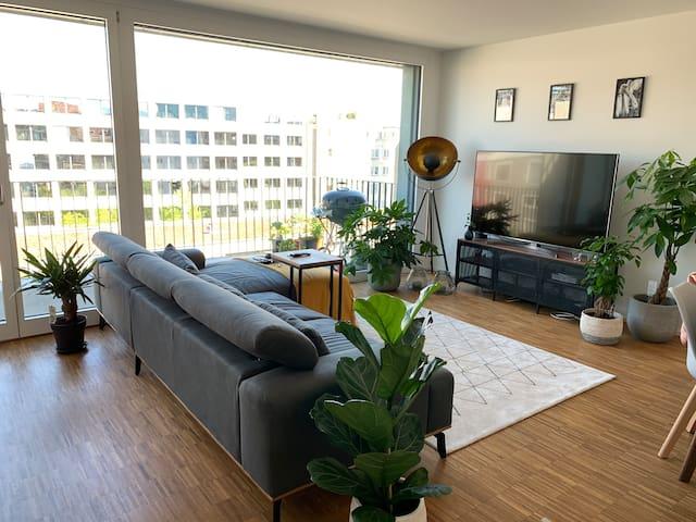 Cozy, central room in Basel