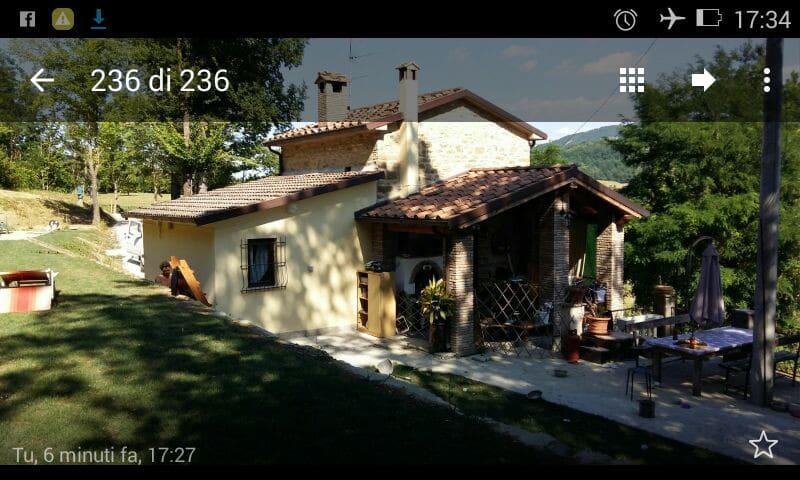 Podere LunatiCa' piccola asetta privata - Bagno di Romagna - Huis