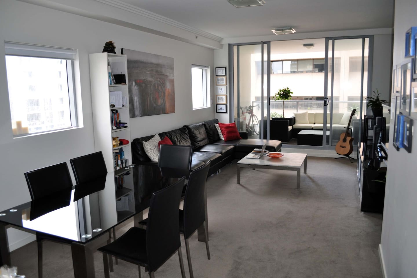 Sydney CBD luxury apartment 1-5ppl
