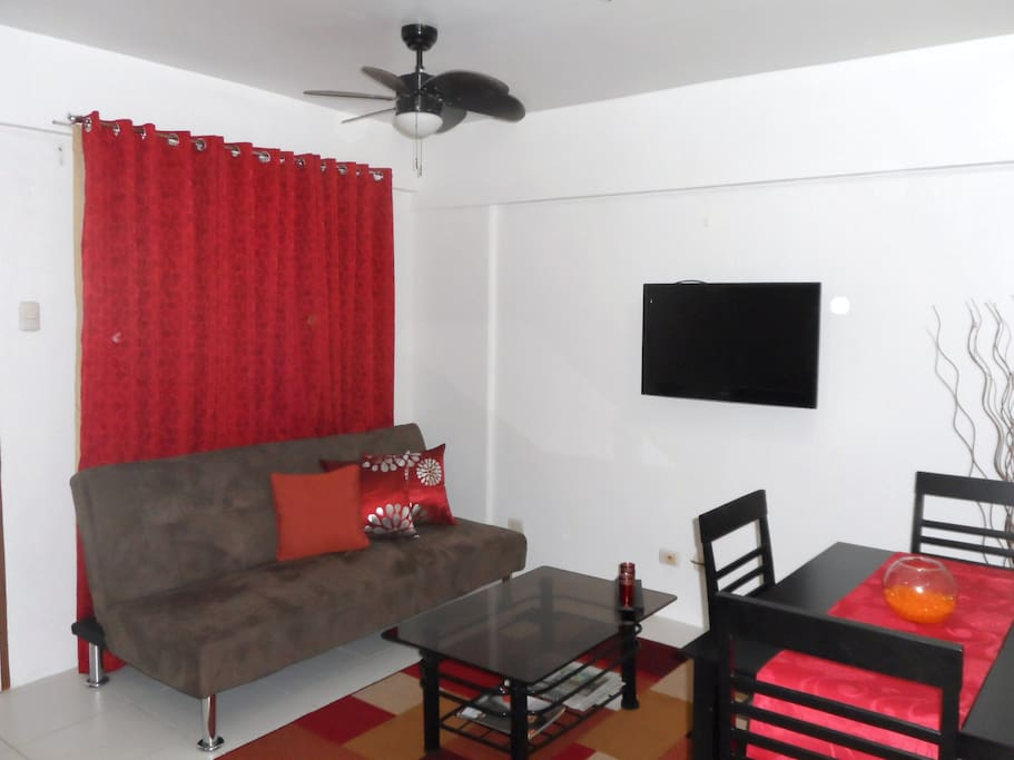 2 bedroom fully furnished unit