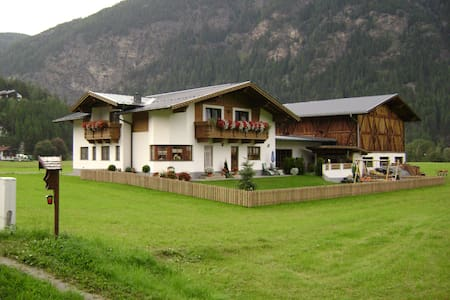 Apartment, 5 pers. Oetztal, Tirol - Oberried - Huoneisto