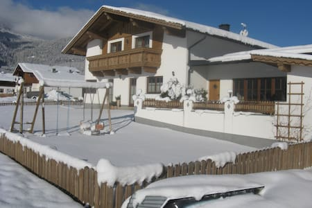 Apartment, 5 pers. Oetztal, Tirol - Oberried - Apartment