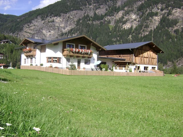 Apartment 8 persons Oetztal, Tirol - Oberried - Byt