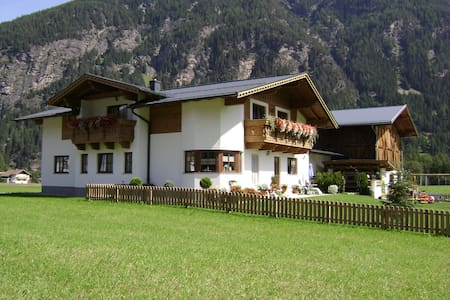Apartment, 6 pers, Oetztal, Tirol - Oberried - Huoneisto
