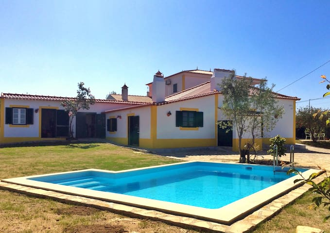 Rustic Home Casa da Estrela - Beach & Countryside!