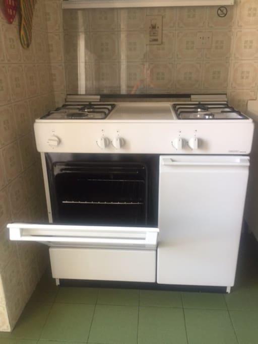 New kitchen 2017