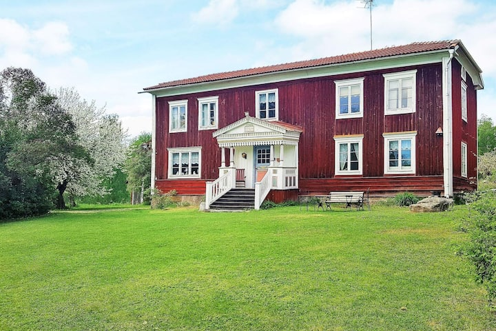 9 person holiday home in BOLLNÄS