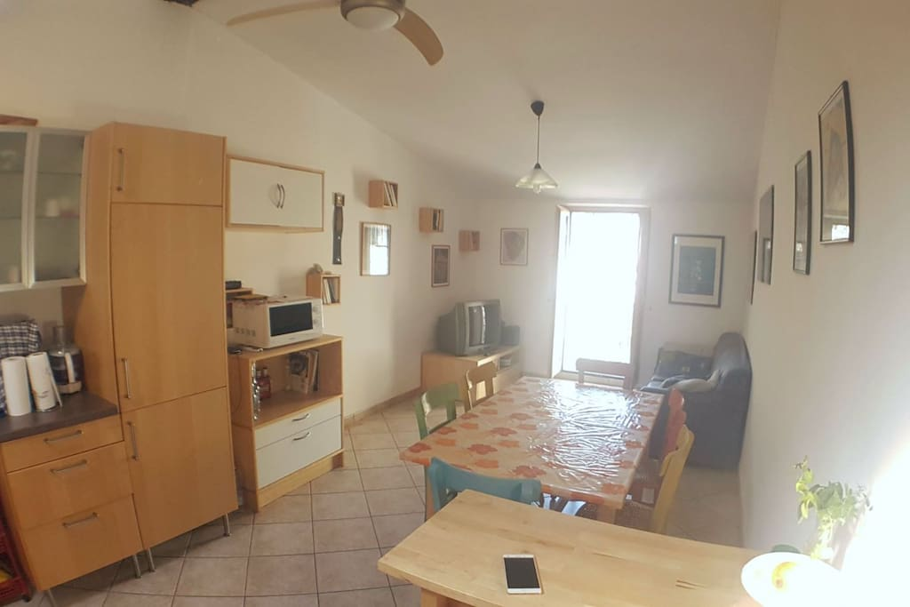 2° Floor - Kitchen