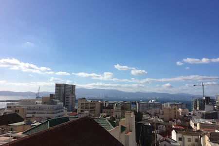 Cosy and stylish central apartment w/ great views! - Gibraltar