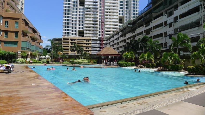 Elite and safe place in Manila - Mandaluyong City - Apartamento