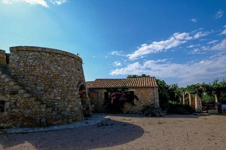 Wonderful cottage in Trullo style - Sternatia - 独立屋