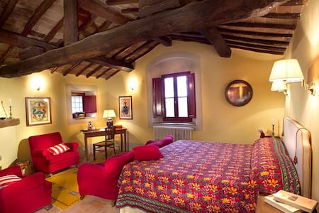 Romantic House in Greve - Tuscany  - Greve In Chianti - 一軒家