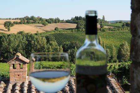Relais Ortaglia - Dimora di Charme - Montepulciano - Villa