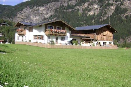 Apartment, 6 pers, Oetztal, Tirol - Oberried - Apartment