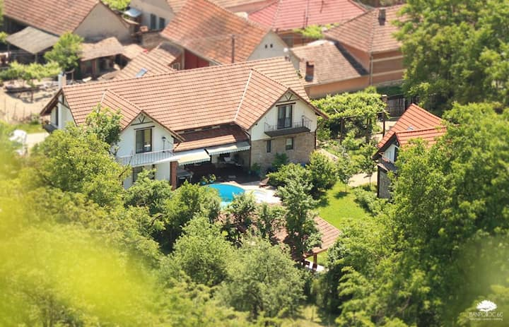 Charming villa in the heart of Transylvania