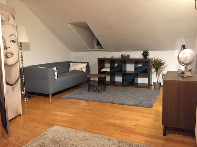 ULM CITY APARTMENT & Parking - Ulm - Wohnung