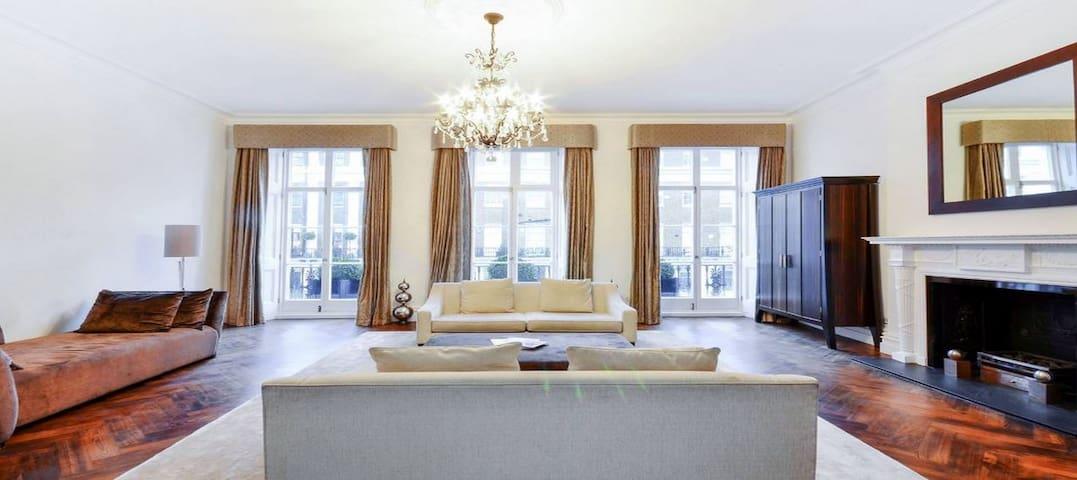 Eaton Pl superb 2bdr apartment