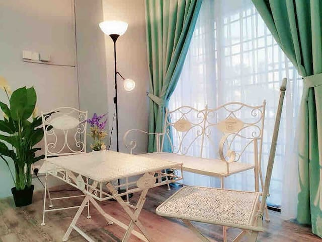Comfy and Relax House  7Bedrooms@ PISA, Bayan Baru