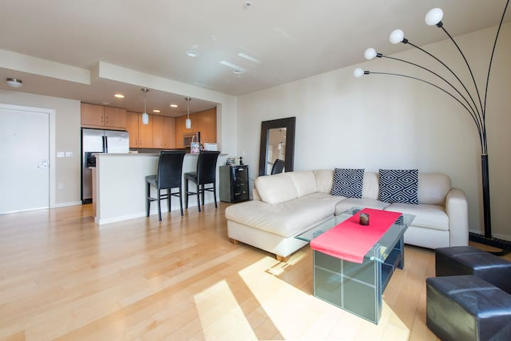 Luxury 1BR Downtown Oakland by BART - Oakland - Apartment