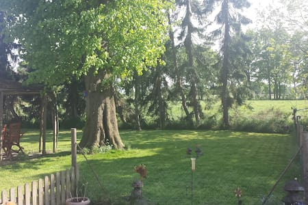 Erholung im Grünen Ostfrieslands - Rhauderfehn