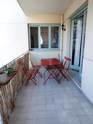 Appartement F3 Nice