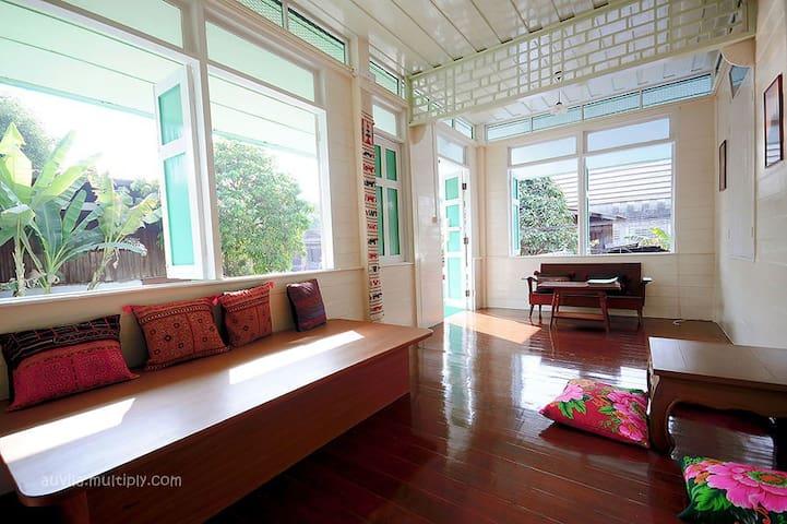 R-Lampang Guest House & Bistro at Kaa Kong Taa - Tambon Suan Dok - Gästehaus