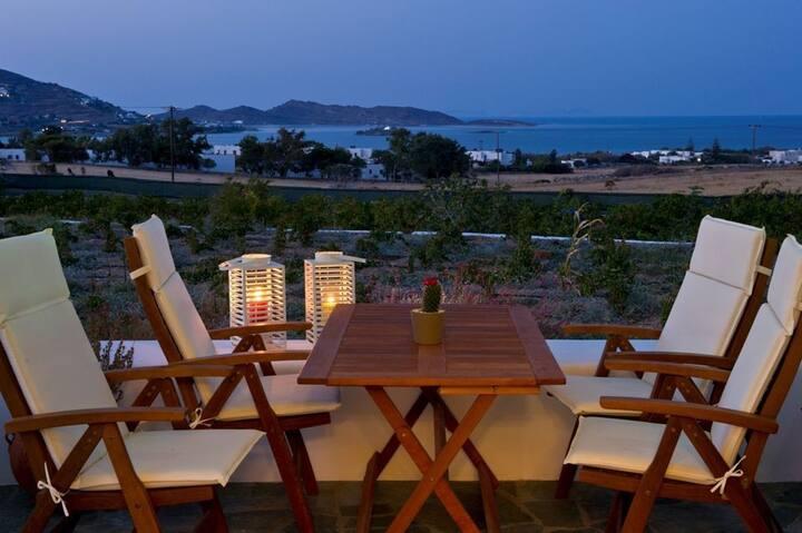 GRBMPAR301-1 Superior 1 Bedroom Villa w/ Sea View