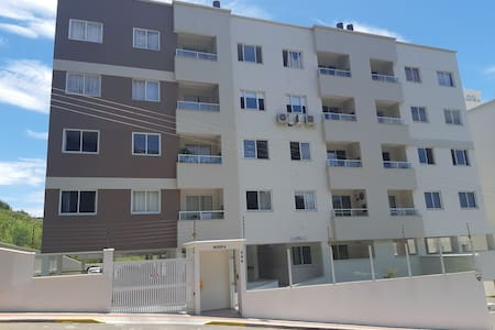 Apartamento Novo e muito aconchegante em São José
