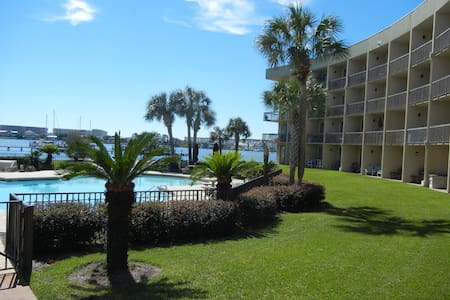 Cozy Condo on Santa Rosa Sound - Fort Walton Beach - Társasház