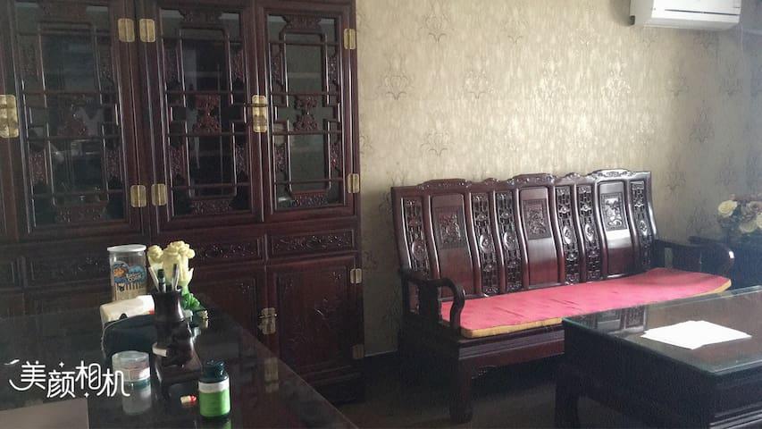 小岛中式豪华房