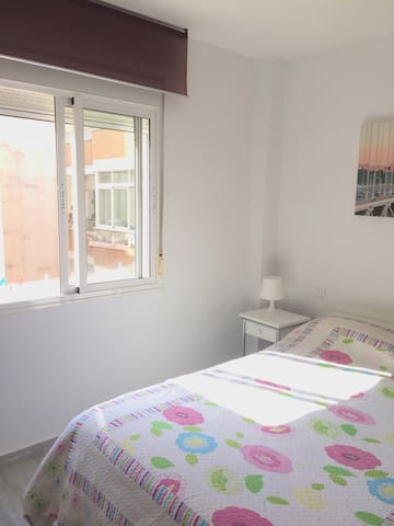 Very quiet and sunny flat in city centre