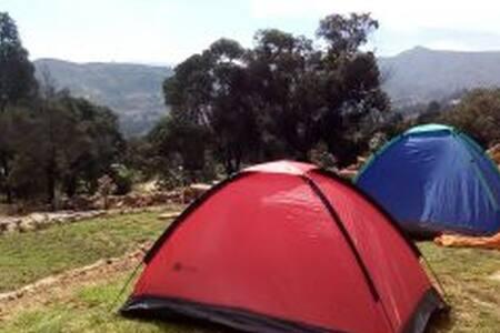 Camping Raquicamp una experiencia extraordinaria - Tenda de campanya