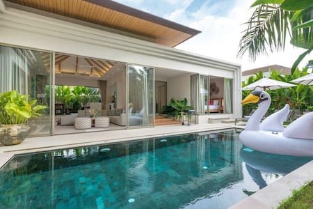 Fantastic 3 Bedroom Pool Villa