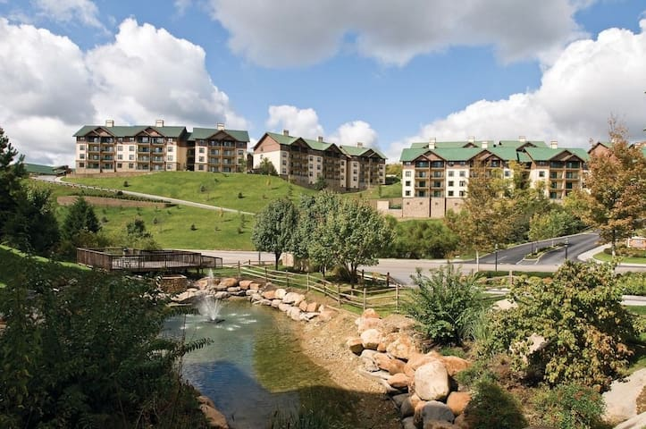 ★Wyndham Smoky Mountains-2 BDRM 2 BTH Luxury Unit★