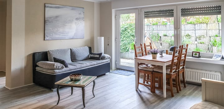 Cosy apartment - 7 mins from Dusseldorf airport