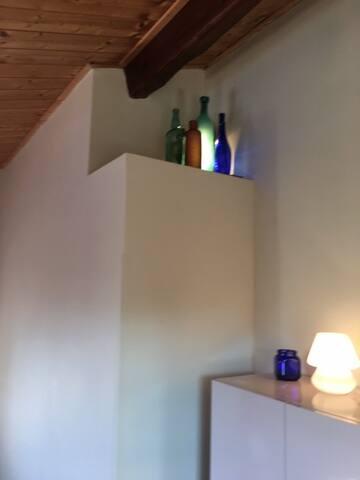 Éclairages chambre 1