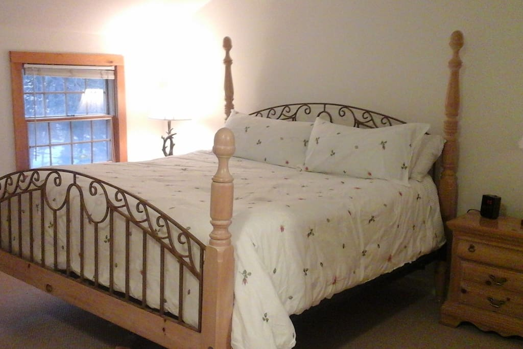 Second Floor Kind Bed