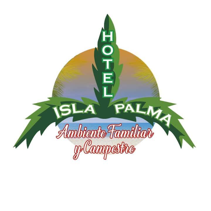 Hotel y Restaurante Isla Palma, Sahaghún, Córdoba