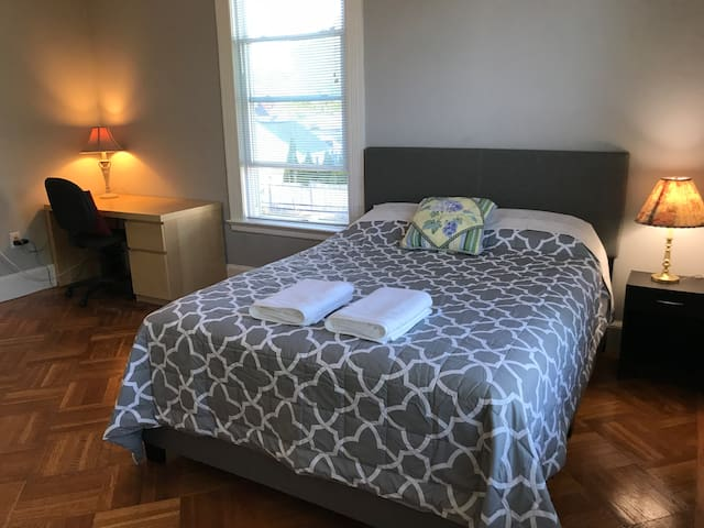 2 bedrooms for 6 people near Boston/Harvard