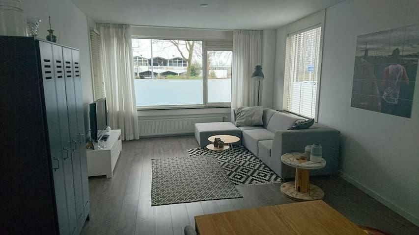 Modern appartement in hippe Noord - Rotterdam