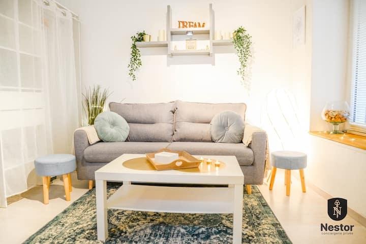 🛎🎄 Appartement très cosy en hyper-centre de Caen