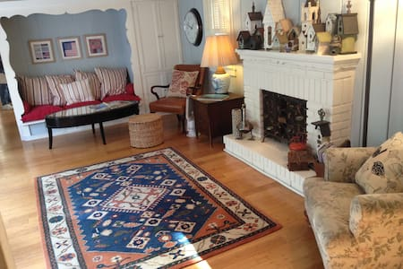 Petite Maison on charming and sunny Balboa Island, - Newport Beach - Hus