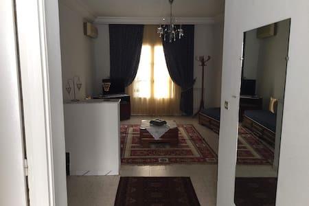 Charmante villa bien équipée