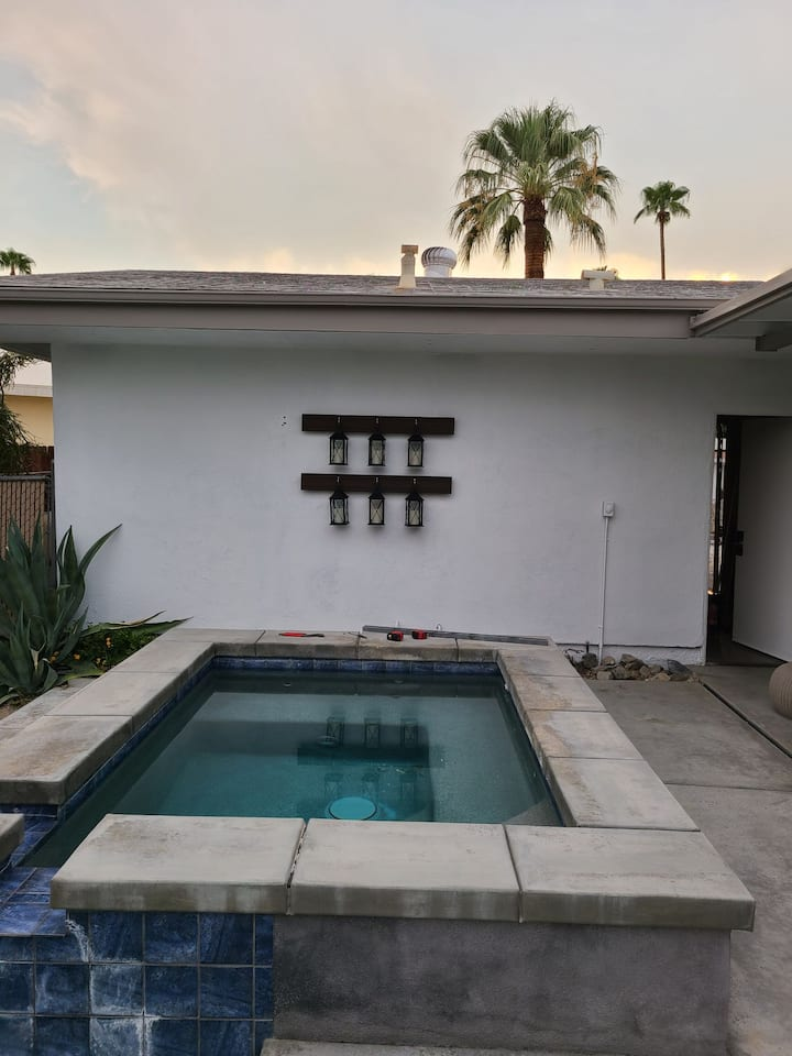 Coming soon! Mid-Century Modern Seclusion.