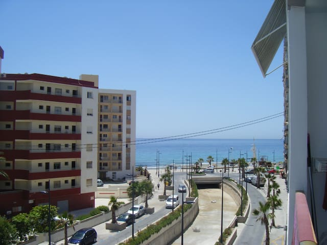 Precioso piso con vistas al mar - Calp - Apto. en complejo residencial
