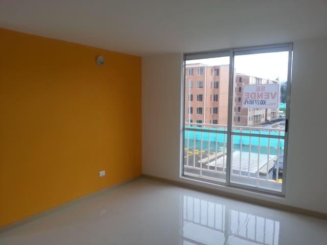 Apartamento Zona Franca Tocancipá Cerca Bogotá - Tocancipá - Appartement